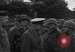 Image of General Eisenhower United Kingdom, 1944, second 53 stock footage video 65675051307