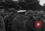 Image of General Eisenhower United Kingdom, 1944, second 54 stock footage video 65675051307