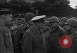 Image of General Eisenhower United Kingdom, 1944, second 57 stock footage video 65675051307