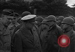 Image of General Eisenhower United Kingdom, 1944, second 59 stock footage video 65675051307
