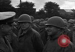 Image of General Eisenhower United Kingdom, 1944, second 62 stock footage video 65675051307