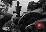 Image of United States 127th Field Artillery Regiment Saint Lo France, 1944, second 14 stock footage video 65675051310