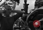Image of United States 127th Field Artillery Regiment Saint Lo France, 1944, second 15 stock footage video 65675051310