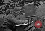 Image of United States 127th Field Artillery Regiment Saint Lo France, 1944, second 49 stock footage video 65675051310
