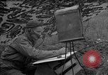 Image of United States 127th Field Artillery Regiment Saint Lo France, 1944, second 56 stock footage video 65675051310