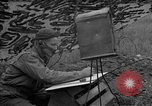 Image of United States 127th Field Artillery Regiment Saint Lo France, 1944, second 57 stock footage video 65675051310