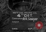 Image of United States 127th Field Artillery Regiment Saint Lo France, 1944, second 5 stock footage video 65675051314