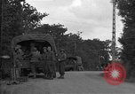 Image of United States 127th Field Artillery Regiment Saint Lo France, 1944, second 6 stock footage video 65675051314
