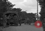 Image of United States 127th Field Artillery Regiment Saint Lo France, 1944, second 10 stock footage video 65675051314