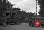 Image of United States 127th Field Artillery Regiment Saint Lo France, 1944, second 11 stock footage video 65675051314