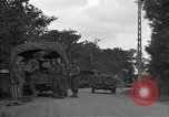 Image of United States 127th Field Artillery Regiment Saint Lo France, 1944, second 13 stock footage video 65675051314