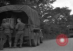 Image of United States 127th Field Artillery Regiment Saint Lo France, 1944, second 17 stock footage video 65675051314
