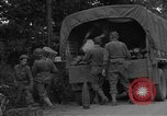 Image of United States 127th Field Artillery Regiment Saint Lo France, 1944, second 20 stock footage video 65675051314