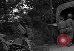 Image of United States 127th Field Artillery Regiment Saint Lo France, 1944, second 23 stock footage video 65675051314