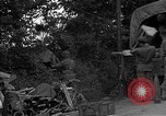 Image of United States 127th Field Artillery Regiment Saint Lo France, 1944, second 24 stock footage video 65675051314