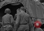 Image of United States 127th Field Artillery Regiment Saint Lo France, 1944, second 27 stock footage video 65675051314