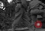 Image of United States 127th Field Artillery Regiment Saint Lo France, 1944, second 33 stock footage video 65675051314