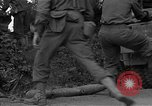 Image of United States 127th Field Artillery Regiment Saint Lo France, 1944, second 34 stock footage video 65675051314