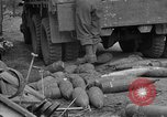 Image of United States 127th Field Artillery Regiment Saint Lo France, 1944, second 49 stock footage video 65675051314