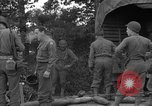 Image of United States 127th Field Artillery Regiment Saint Lo France, 1944, second 51 stock footage video 65675051314