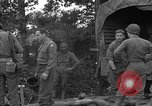 Image of United States 127th Field Artillery Regiment Saint Lo France, 1944, second 53 stock footage video 65675051314
