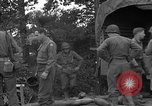 Image of United States 127th Field Artillery Regiment Saint Lo France, 1944, second 54 stock footage video 65675051314