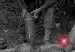 Image of United States 127th Field Artillery Regiment Saint Lo France, 1944, second 55 stock footage video 65675051314