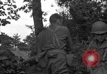 Image of United States 127th Field Artillery Regiment Saint Lo France, 1944, second 58 stock footage video 65675051314