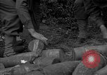 Image of United States 127th Field Artillery Regiment Saint Lo France, 1944, second 61 stock footage video 65675051314