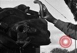 Image of United States 127th Field Artillery Regiment Saint Lo France, 1944, second 14 stock footage video 65675051317
