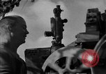 Image of United States 127th Field Artillery Regiment Saint Lo France, 1944, second 25 stock footage video 65675051317