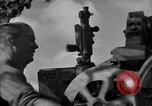 Image of United States 127th Field Artillery Regiment Saint Lo France, 1944, second 26 stock footage video 65675051317