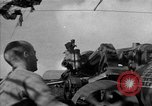 Image of United States 127th Field Artillery Regiment Saint Lo France, 1944, second 41 stock footage video 65675051317
