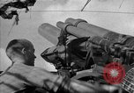 Image of United States 127th Field Artillery Regiment Saint Lo France, 1944, second 47 stock footage video 65675051317