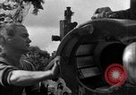 Image of United States 127th Field Artillery Regiment Saint Lo France, 1944, second 49 stock footage video 65675051317