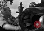 Image of United States 127th Field Artillery Regiment Saint Lo France, 1944, second 50 stock footage video 65675051317