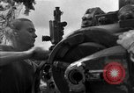 Image of United States 127th Field Artillery Regiment Saint Lo France, 1944, second 52 stock footage video 65675051317