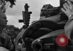 Image of United States 127th Field Artillery Regiment Saint Lo France, 1944, second 57 stock footage video 65675051317