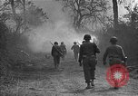 Image of road cleared of land mines using explosive charges Emelie France, 1944, second 23 stock footage video 65675051321
