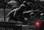 Image of United States 87th Chemical Mortar Battalion Carentan France, 1944, second 15 stock footage video 65675051323