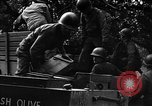 Image of United States 87th Chemical Mortar Battalion Carentan France, 1944, second 17 stock footage video 65675051323