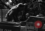 Image of United States 87th Chemical Mortar Battalion Carentan France, 1944, second 21 stock footage video 65675051323
