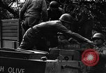 Image of United States 87th Chemical Mortar Battalion Carentan France, 1944, second 22 stock footage video 65675051323