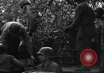 Image of United States 87th Chemical Mortar Battalion Carentan France, 1944, second 25 stock footage video 65675051323