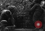 Image of United States 87th Chemical Mortar Battalion Carentan France, 1944, second 26 stock footage video 65675051323