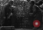Image of United States 87th Chemical Mortar Battalion Carentan France, 1944, second 27 stock footage video 65675051323