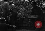 Image of United States 87th Chemical Mortar Battalion Carentan France, 1944, second 28 stock footage video 65675051323
