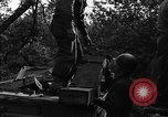 Image of United States 87th Chemical Mortar Battalion Carentan France, 1944, second 30 stock footage video 65675051323