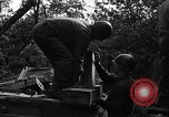 Image of United States 87th Chemical Mortar Battalion Carentan France, 1944, second 31 stock footage video 65675051323
