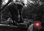 Image of United States 87th Chemical Mortar Battalion Carentan France, 1944, second 33 stock footage video 65675051323